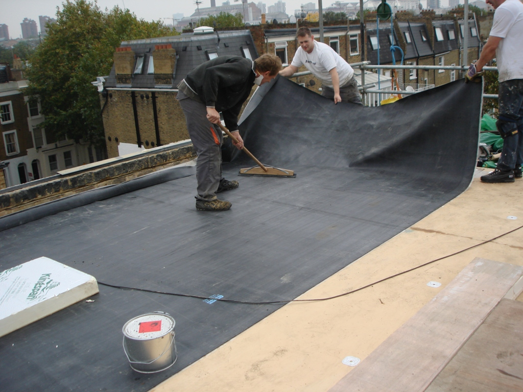 Flat Roof Repairs And Flat Roof Replacements Galway Ireland