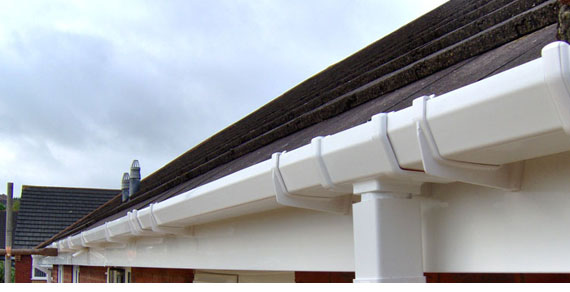 Guttering And Fascias Replacement And Repairs In Galway
